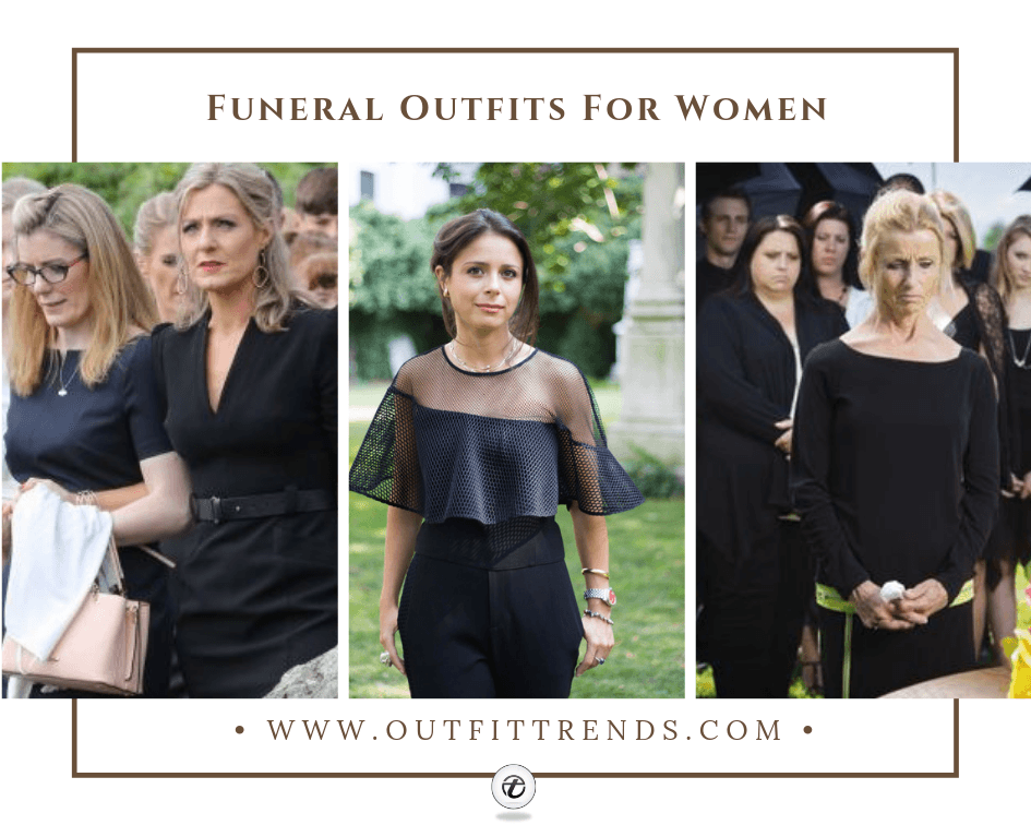 What to Wear to a Funeral – 20 Funeral Outfits for Women