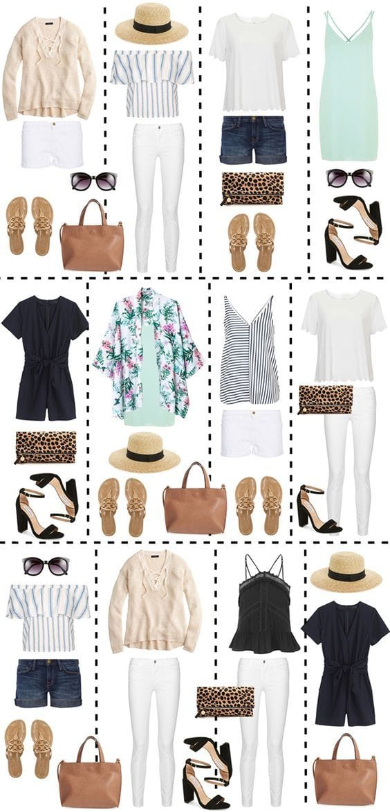 camping trip outfit ideas