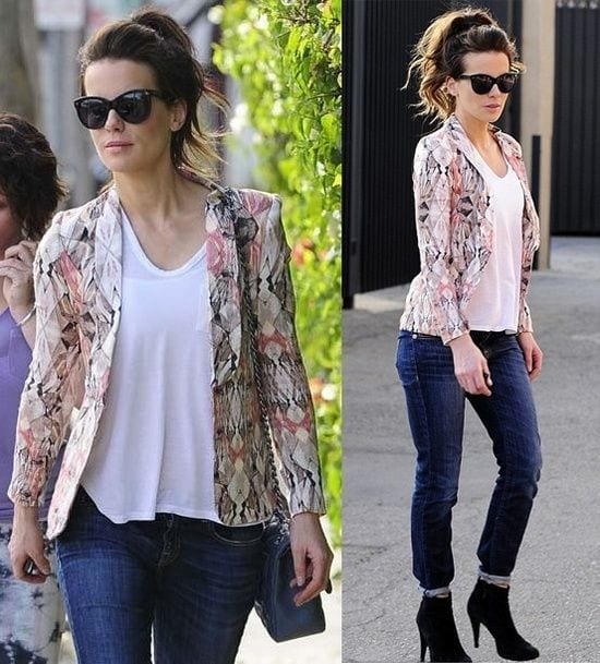 outfits for printed blazers (14)
