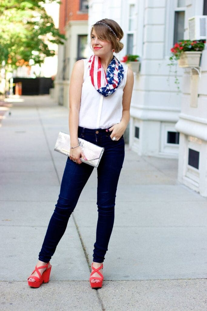 Outfits to wear on 4th of July (2)