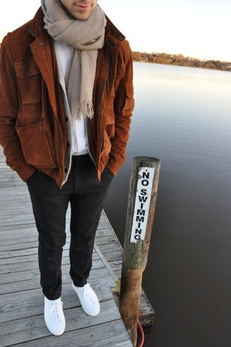 Bomber Jacket Styles for Men (1)