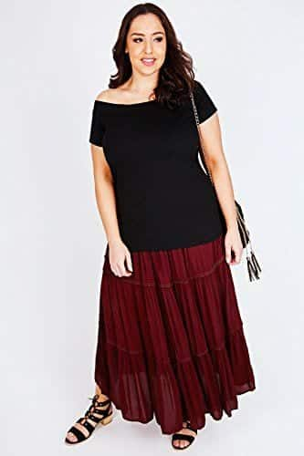 Gypsy Skirts Outfits (10)