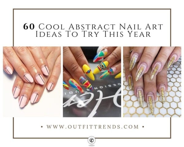 Elevate Your Beauty Game With These Chic Abstract Nail Art Designs (10)