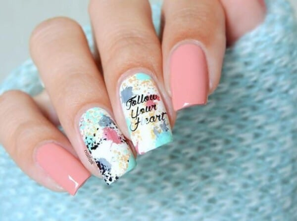 These Cool Nail Art Ideas Will Surely Be The Highlight of Next Summers (15)