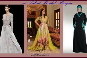 Muslim Bridal wear (42)