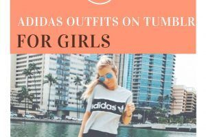 adidas outfits on tumblr