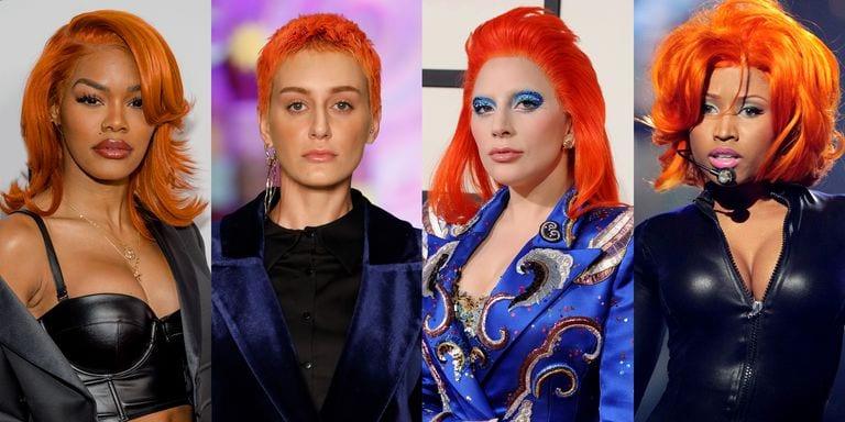 latest hair dye trends