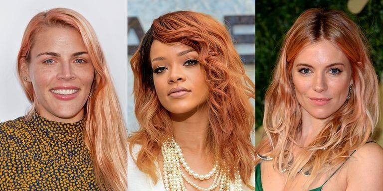 latest hair dye trends for women