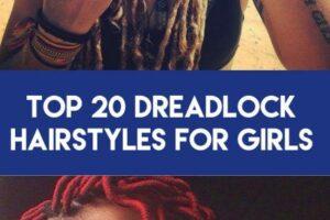 girls dreadlock hairstyles