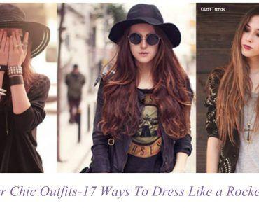 Ways To Dress Like a Rocker Chic (1)