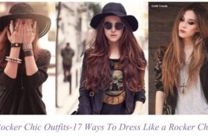 Ways To Dress Like a Rocker Chic (1)