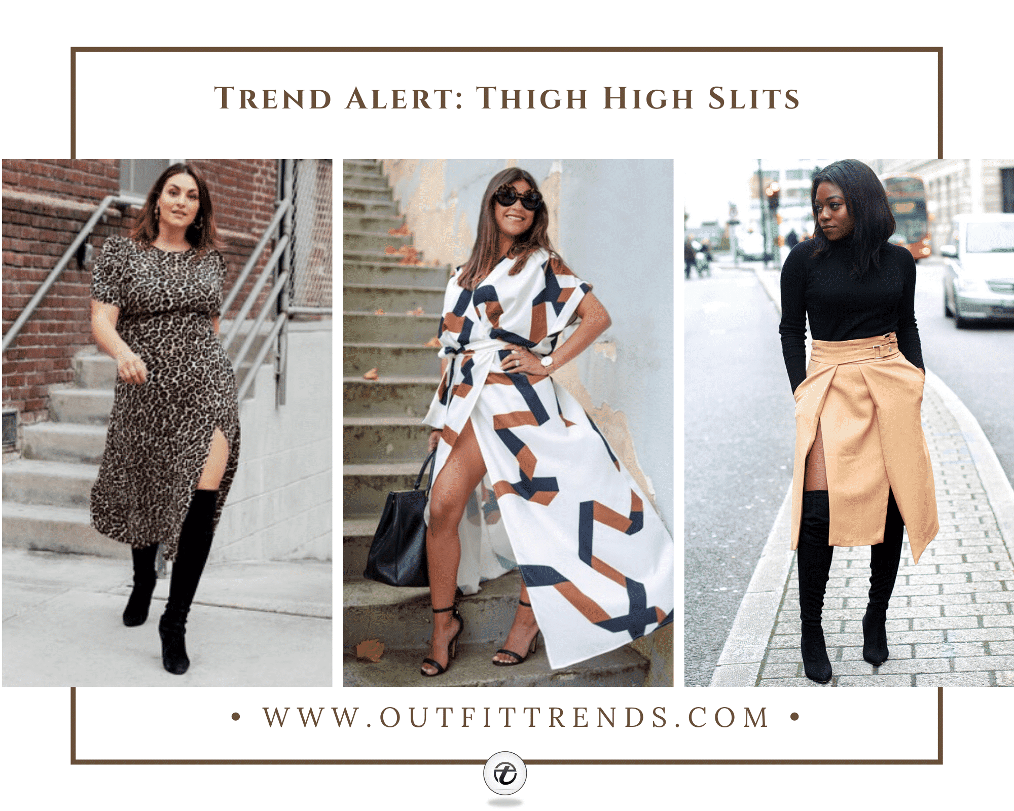 How to Wear Thigh-High Slits – 48 Ways To Rock High-Slits
