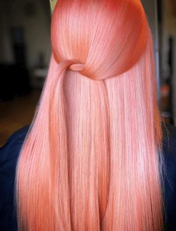 latest women hair dye trends