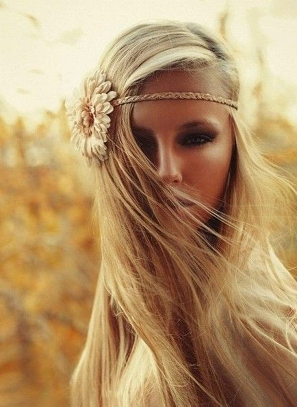 Cute Hippie Hairstyles (10)