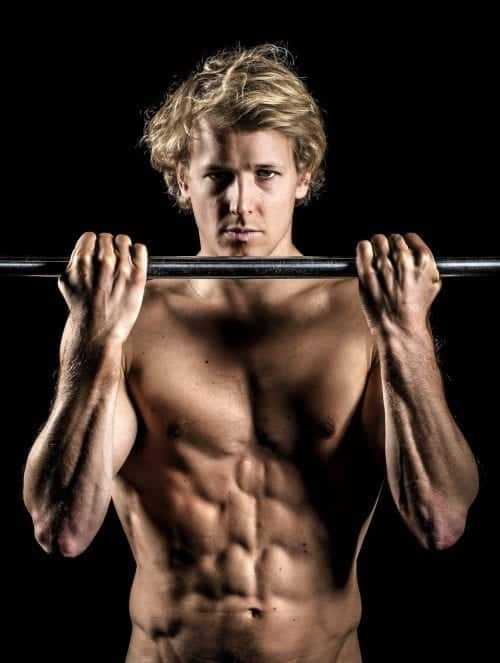 Epke Zonderland - Attractive and Sexy Athletes from Rio Olympics 2016