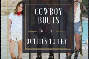 Ideas to wear Cowboy Boots (17)