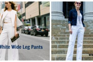 How to Wear White Wide Leg Pants (11)