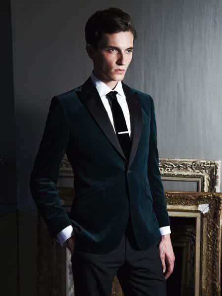 Men Velvet Blazer Outfits-17 Ideas on How to Wear Velvet ...