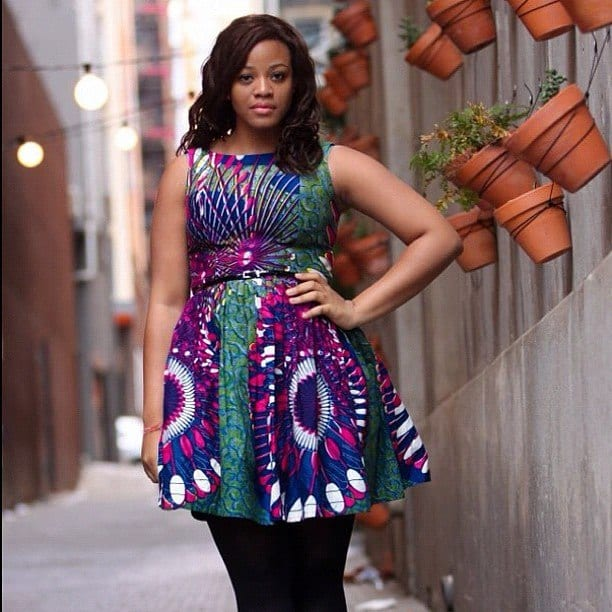 e5230b4729f ... Outfits for Chubby ladies-18 Plus Size Swag Styles. via