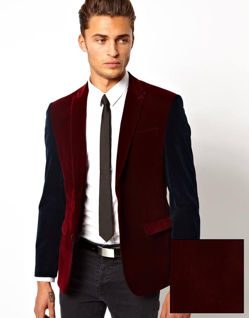 Men Velvet Blazer Outfits 17 Ideas On How To Wear Velvet