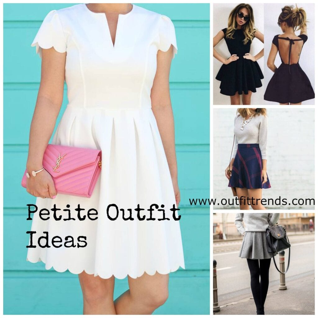 f3cb0e3b6b4 Petite Outfits Ideas-12 Latest Fashion Trends for Short Women