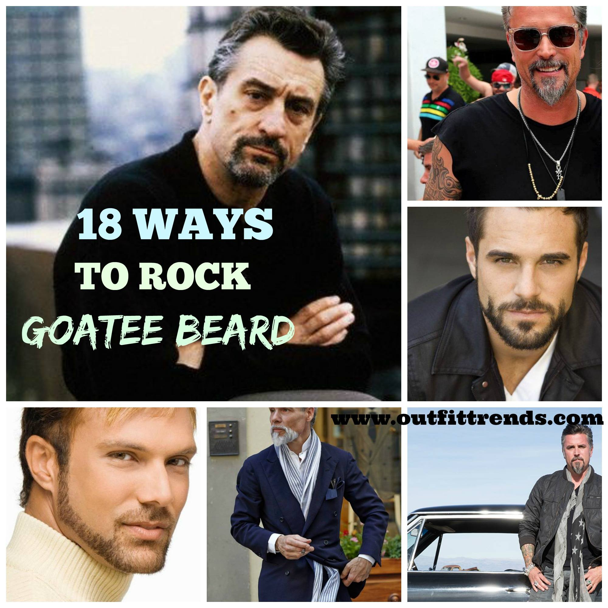 18 Long Goatee Styles And Tips How To Grow Them Rightly
