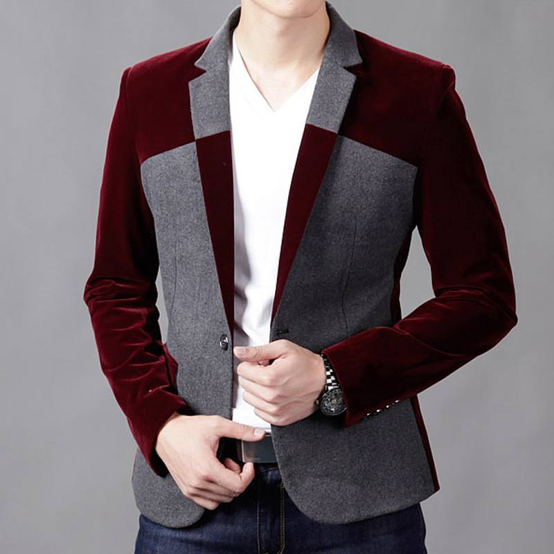 Green Blazer Mens Fashion