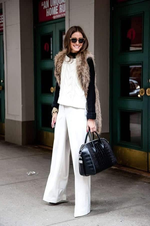 winter outfits with furs (22)