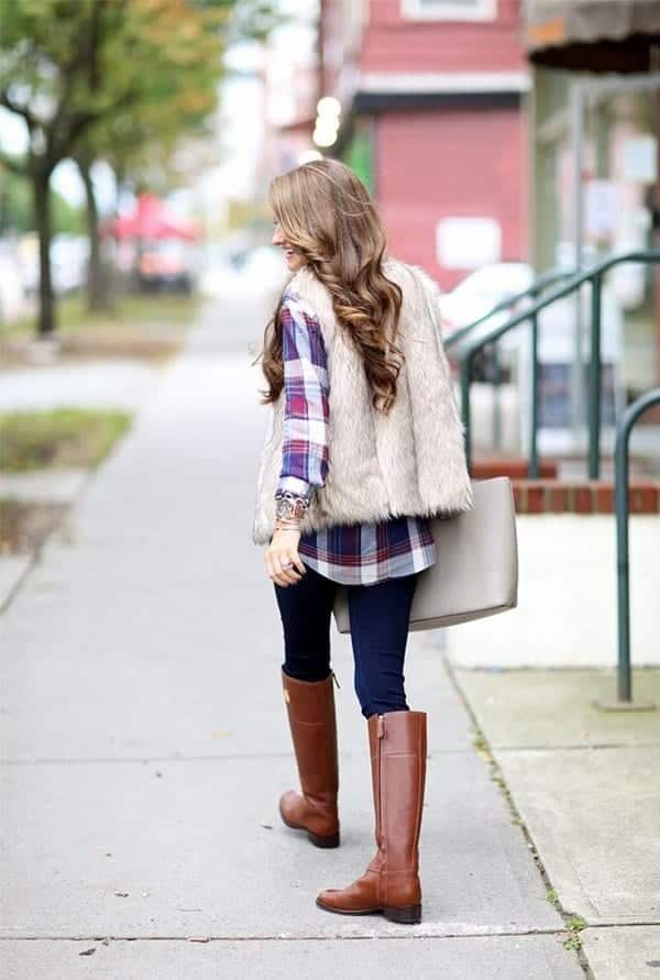 winter outfits with furs (4)
