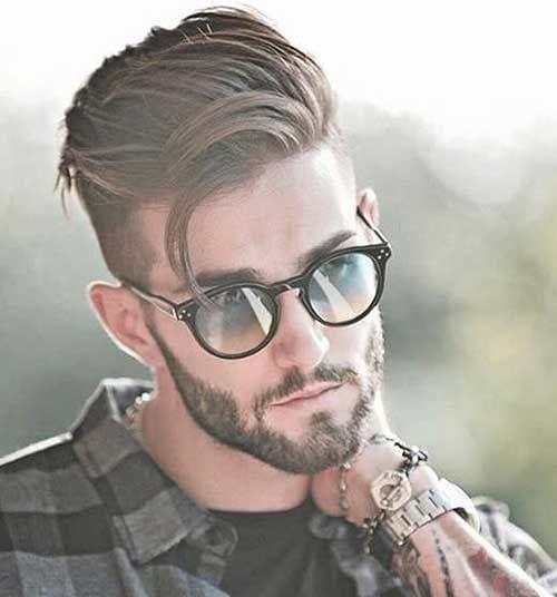 Undercut hairstyle for men (30)