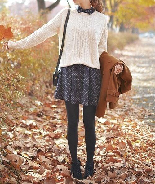 استایل پاییزی دخترانه (9)