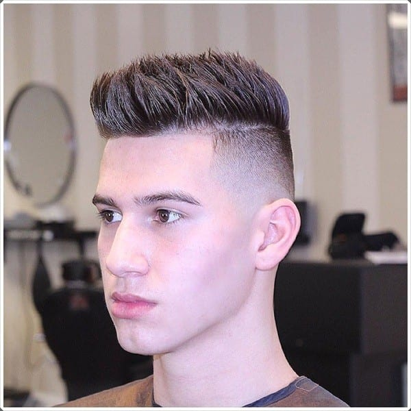 Undercut hairstyle for men (17)