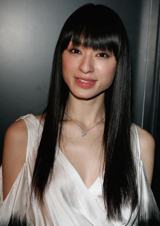 Girl straight asian hairstyles