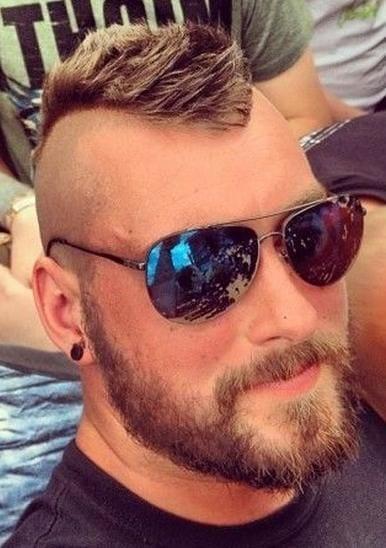 Mens Undercut Hairstyles 30 New Undercut Styles Trending