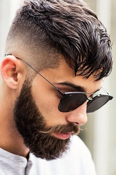 Undercut hairstyle for men (10)