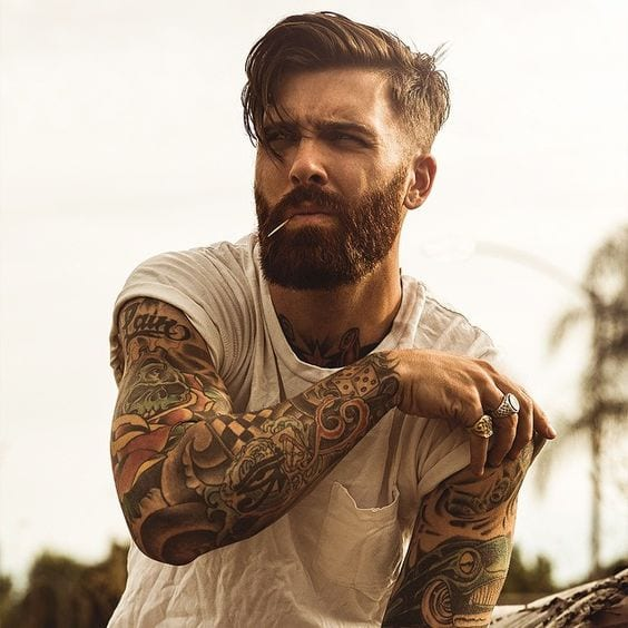 Undercut hairstyle for men (7)