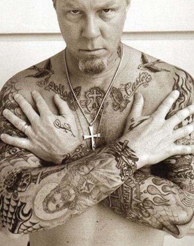 Heavy metal tattoos designs (2)