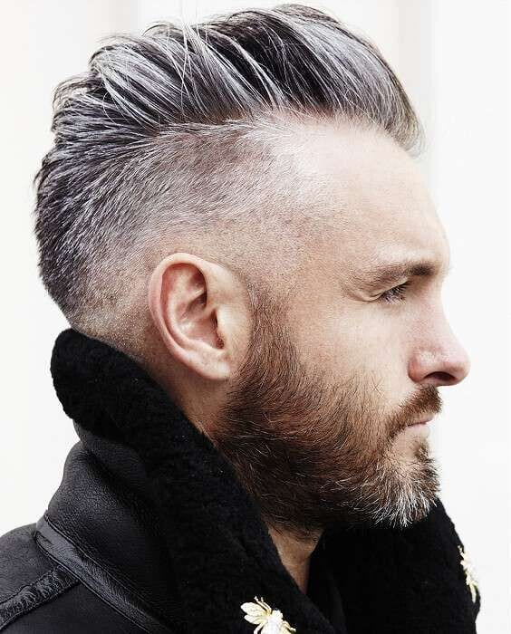 Undercut hairstyle for men (2)