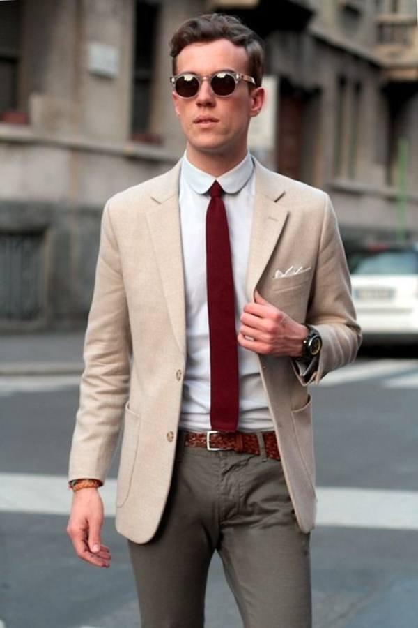 4a072492b74 Men Summer Office wear-18 Best Workwear Outfits for Warm Months