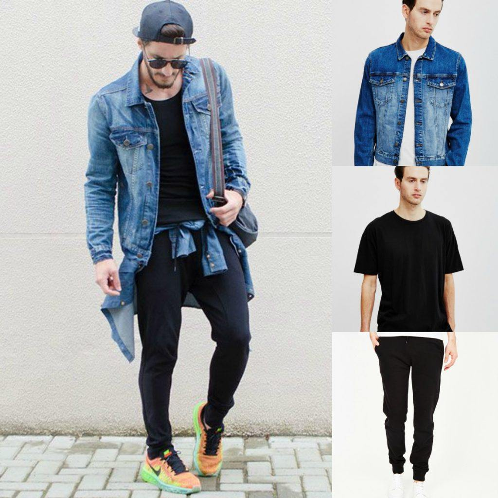 How to wear Sweatpants and Joggers for Men (13)