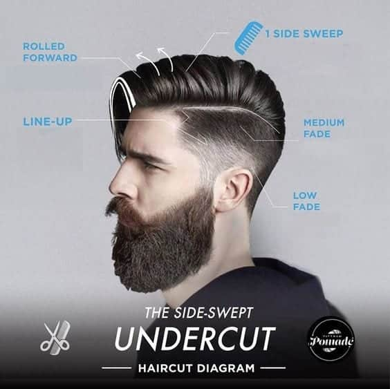 Undercut hairstyle for men (25)