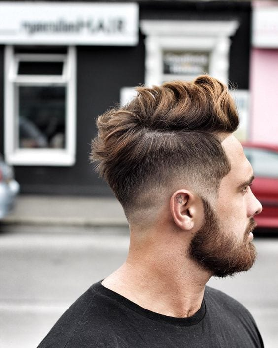 Undercut hairstyle for men (22)