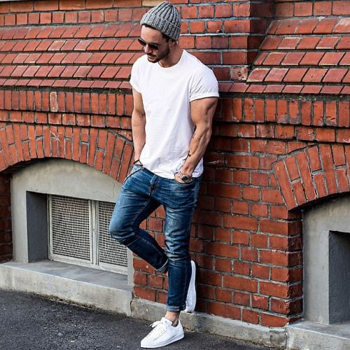 21f65b45a883 How to Style Adidas Superstar Men-18 Outfits with Adidas Sneakers