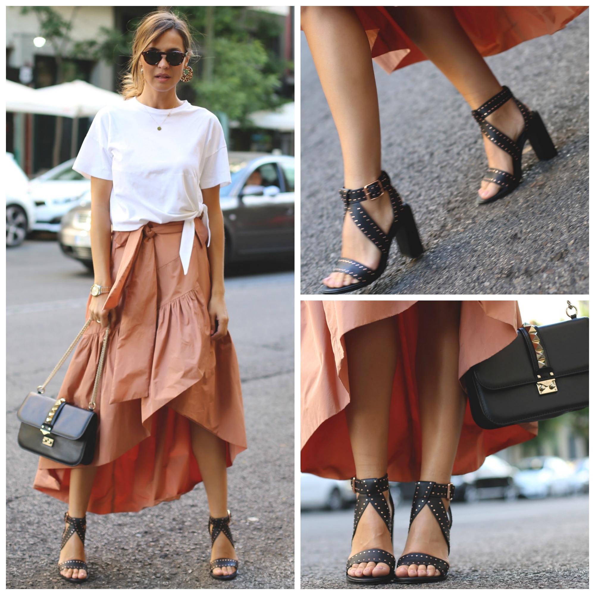 boho-skirt-and-heels