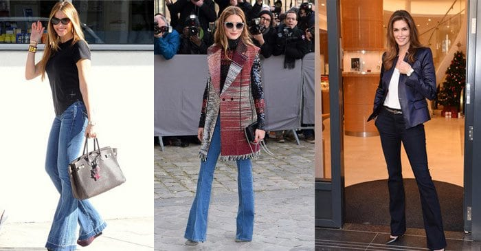 Ideas to wear Bootcut jeans with style (7)