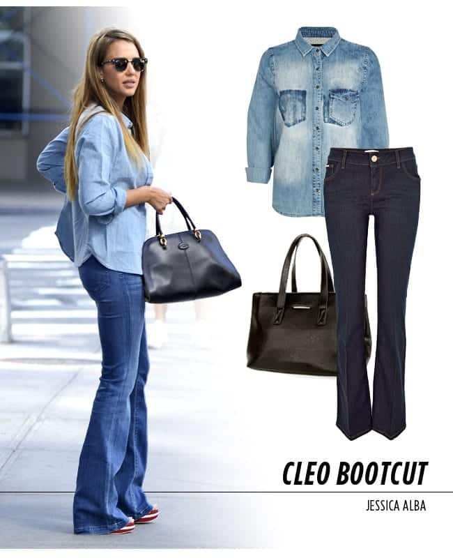 Ideas to wear Bootcut jeans with style (5)