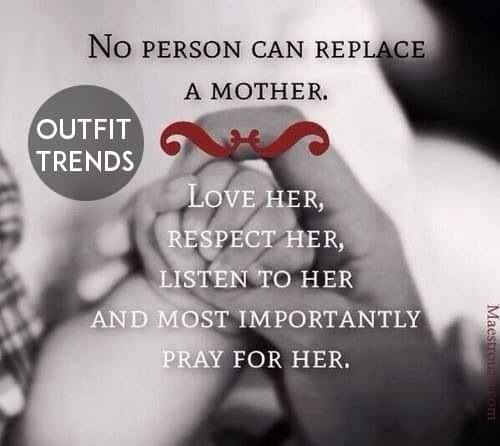importance of a mom