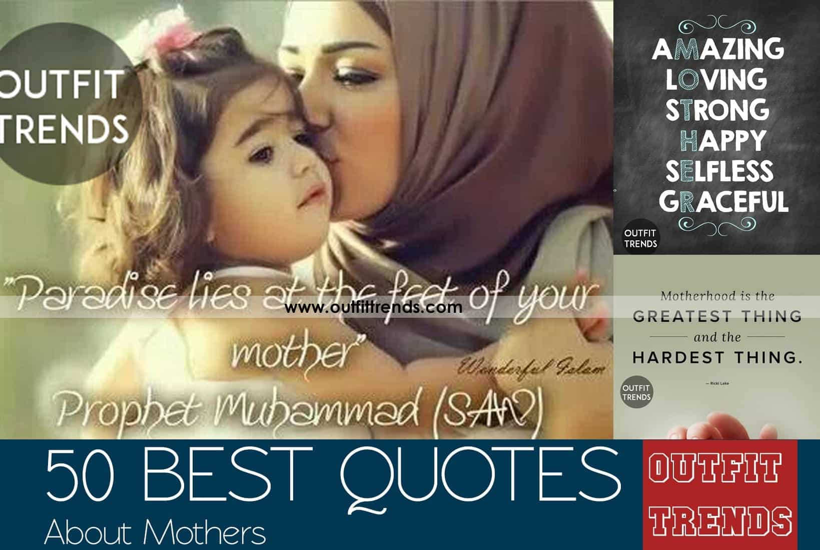 These 50 islamic quotes on mother shows status of women in islam