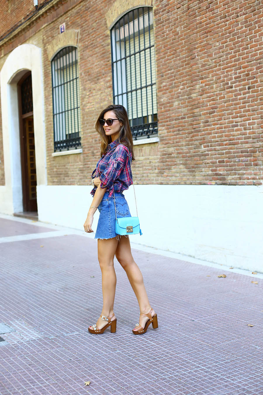 what shoes to wear with skirts (7)