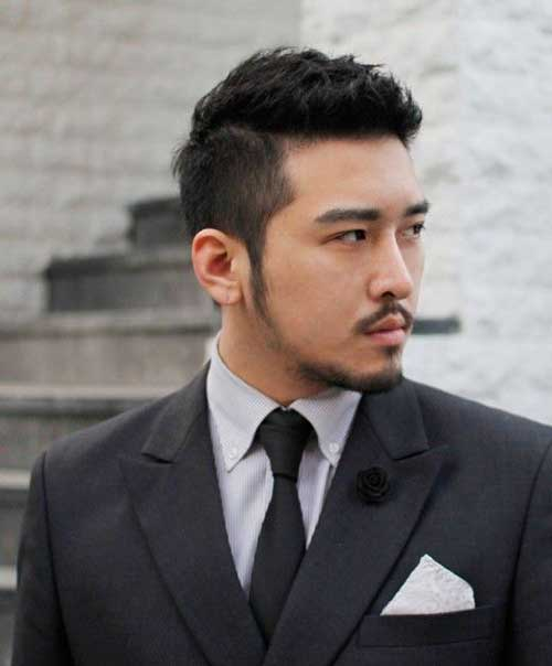 Some Asian beard looks, all men should try (6)